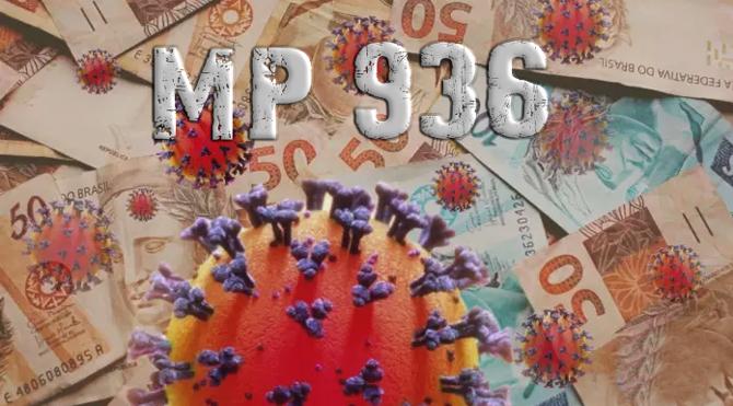 MP 936 - INSTRUÇÕES SOBRE ACORDOS