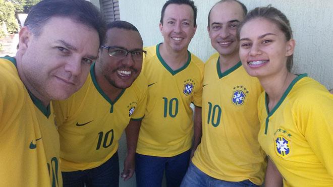 COPA DO MUNDO NO BRASIL - O MAIOR EVENTO DA HISTORIA
