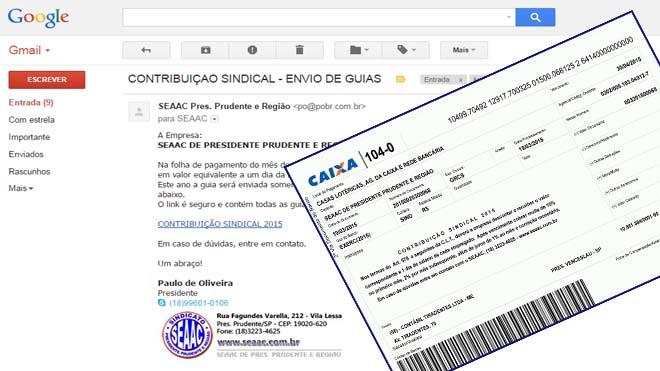 GUIA SINDICAL DO SEAAC EM UM CLIQUE!