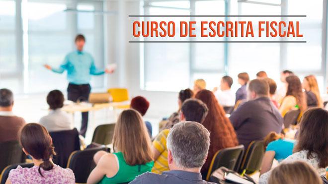 CURSO DE ESCRITA FISCAL - INSCRIÇÕES ABERTAS