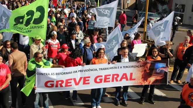 PRUDENTE PAROU CONTRA AS REFORMAS DO GOVERNO