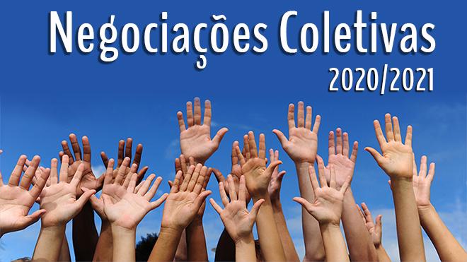 NEGOCIAÇÕES COLETIVAS 2020/2021