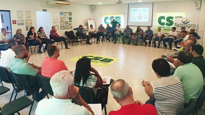 REGIONAL DA CSB PRUDENTE REALIZA EVENTO EM TUPÃ