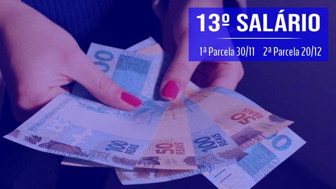 13º SALÁRIO, MAIS UM DIREITO EM RISCO