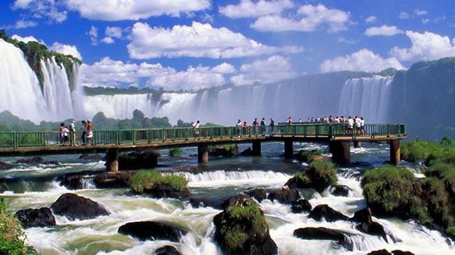 Excursão para as Cataratas do Iguaçu para Associados